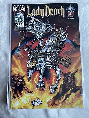 Chaos Comics Lady Death Issue 8 • 3£