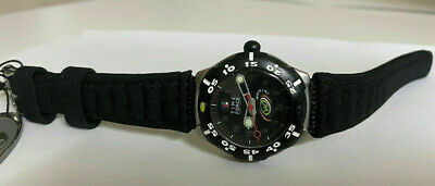 £51.38 • Buy Lady's Time Force 4302 / 12 Surf Italian Design Watch Black DIAL RARE NEW