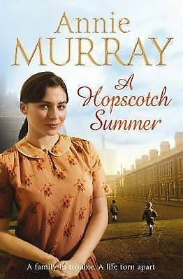 A Hopscotch Summer By Murray, Annie, Good Used Book (Paperback) FREE & FAST Deli • 2.49£