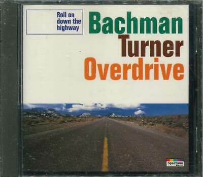 £2.67 • Buy BACHMAN TURNER OVERDRIVE  Roll On Down The Highway  CD-Album