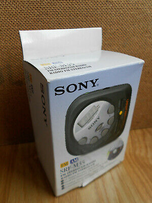 Sony Srf M35 Fm/am Walkman Radio • 19.95£