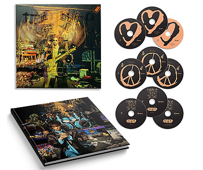 Prince Sign O' The Times Super Deluxe 8CD & DVD Edition Box Set With Book Sealed • 199£