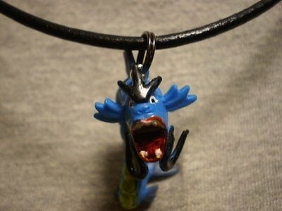 Pokemon Gyarados Figure Charm Necklace Serpent Gift Novelty Cool Jewelry  • 7.15£
