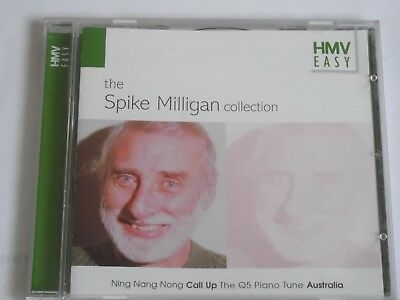 The Spike Milligan Collection (2000 RELEASED MUSIC & SPEECH COMEDY CD) VGC   • 5.99£