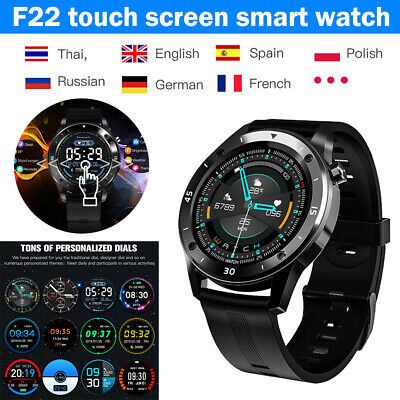 View Details Waterproof Sport Fitness Smart Watches Women Men Heart Rate Tracker IOS Android • 22.98£
