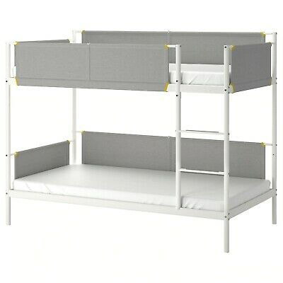 Childrens Bunk Beds Used With 2 Mattresses • 125£