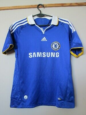 Rare Football Shirt Chelsea F.C. Jersey Home 2008 - 2009 Adidas Size: S • 14.99£