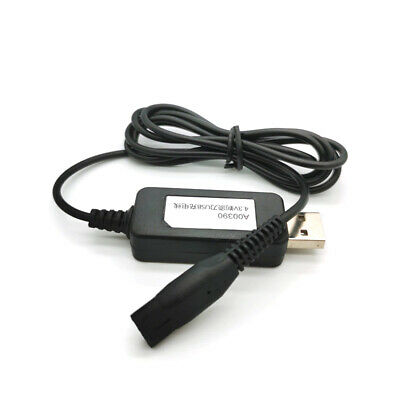 $ CDN5.59 • Buy 4.3V A00390/15V HQ8505 USB Charging Cable For Philips Shavers Power Charger Cord
