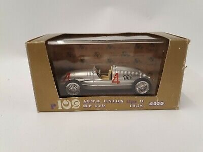 £15.95 • Buy Brumm Scale 1:43 - R109 1938 Auto Union Tipo D Hp 420