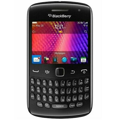 $ CDN59.35 • Buy BlackBerry Curve 9360 - Black (Unlocked) GSM AT&T T-Mobile 3G Qwerty Smartphone