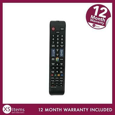 AU32.14 • Buy Genuine Original Samsung BN59-01198Q Remote Control For Samsung Televisions