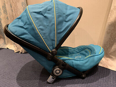 ICandy Peach Seat Unit Only With Cosytoes/Footmuff - Sweet Pea • 34.99£