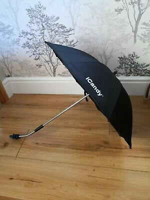 ICandy Peach Black Parasol • 15£