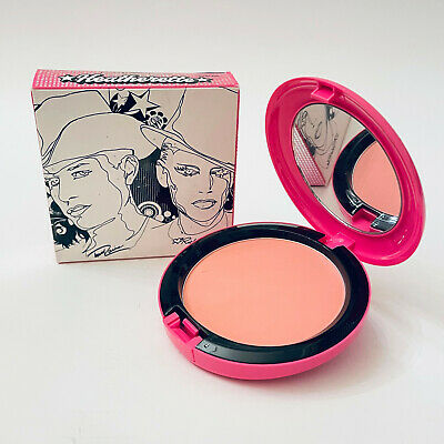 $69.90 • Buy MAC Heatherette Collection Beauty Powder Compact ALPHA GIRL New In Box