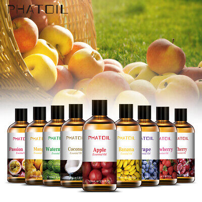 AU14.39 • Buy Fragrance Oils Essential Oils- 100 Ml - Best Quality - For Candles, Diffusers &
