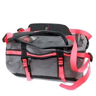 The North Face Base Camp Duffel Duffle Luc Backpack 2Way Boston Xs/Tp • 103.53£