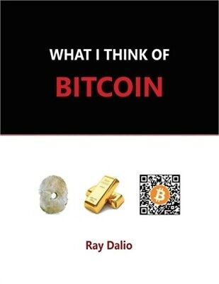 $10.21 • Buy What I Think Of Bitcoin (Paperback Or Softback)