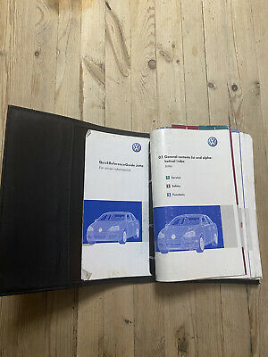 $16.54 • Buy 05-10 VOLKSWAGEN JETTA OWNERS HANDBOOK MANUAL PACK AND WALLET 2005 Print Ref4304