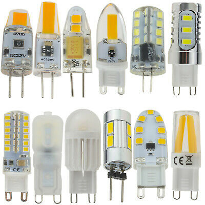 AU2.82 • Buy Dimmable Mini G4 G9 LED Corn Bulb 3/4W 5W 6W 7W 9W 5730/2835 SMD/COB Lamp Light