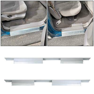 $63.50 • Buy Pair Rocker Panels For 2001-2003 Ford F150 Pickup Crew Cab Outer Slip-on