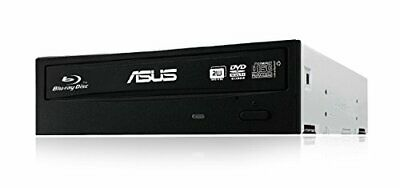 $123.83 • Buy ASUS BW-16D1HT - Ultra-fast 16X Blu-ray Burner With M-DISC Support, Black