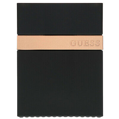 Guess Seductive Homme Noir EDT Spray 100ml | Eau De Toilette • 21.95£