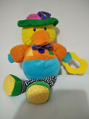 £8 • Buy Mamas And Papas Quacking Duck Soft Toy