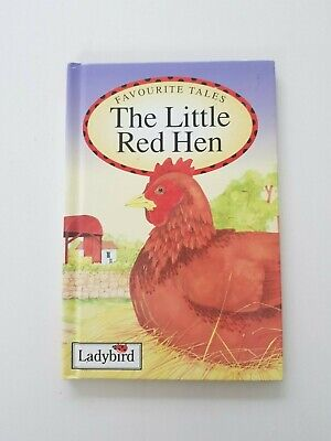 Vintage Ladybird 'Little Red Hen', Favourite Tales Series, Collectable • 6£