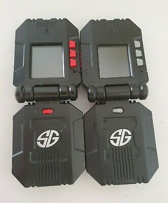 Spy Gear - Video Walkie Talkies With 2-Way Audio And Video Free Shipping • 49.62£