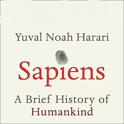 AU7.99 • Buy Sapiens: A Brief History Of Humankind By Yuval Noah Harari -  [Audiobook]