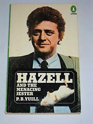 £4 • Buy Yuill, P.B., Hazell And The Menacing Jester (Penguin Crime Fiction), Very Good,