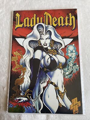 Chaos Comics Lady Death Between Heaven And Hell • 6£
