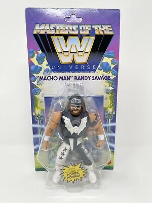 $34.95 • Buy 🔥 Masters Of The Universe Wave 5 WWE  Macho Man  Randy Savage NEW In Hand! 🔥
