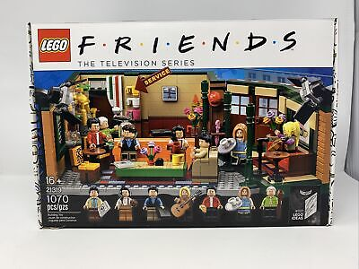 $50 • Buy LEGO 21319 Friends Central Perk Sealed, Distressed Box