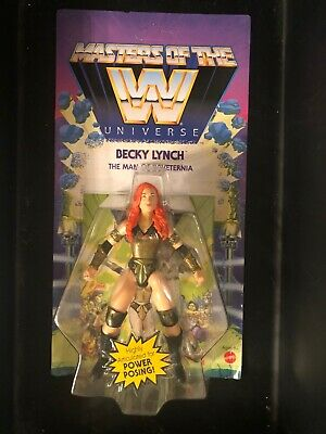 $29.99 • Buy Masters Of The WWE Universe MOTU Becky Lynch  Brand New Sealed Figure