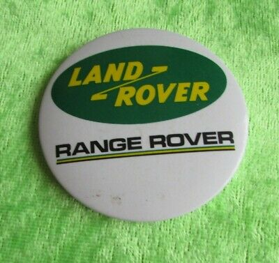 🚙✨🚙Land Rover Range Rover Tin Badge🚙✨🚙 • 0.99£