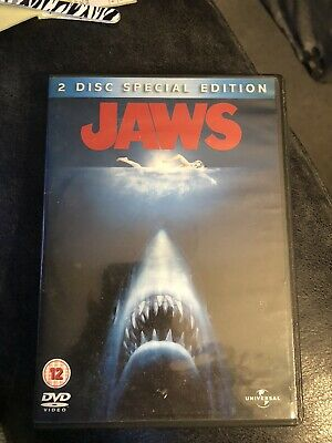 Dvd Jaws..Two Disc Special Edition • 0.99£