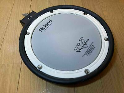 AU129.15 • Buy Roland  Tom Snare Drum Mesh Pad For Electronic V-Drums Kit Used F/S