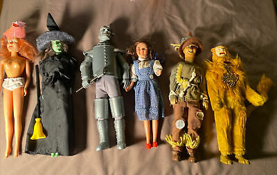 """£25.42 • Buy Vintage Toy Time 1981 Wizard Of Oz 12"""" Posable Dolls"""