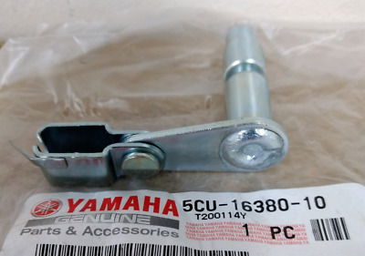 $64.95 • Buy Yamaha YZ250 YZ 250 NEW OEM Clutch Cable Push Arm Assembly Lever 250X 1999-2021