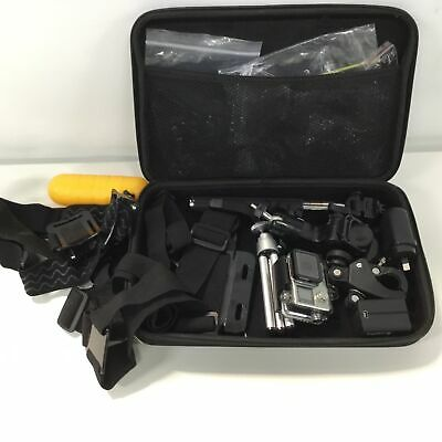 AU82 • Buy Go Pro Hero 4 Silver And Accessories In Carry Bag #454
