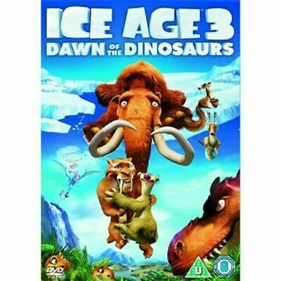 Ice Age 3: Dawn Of The Dinosaurs [DVD] [2009], DVDs • 2.08£