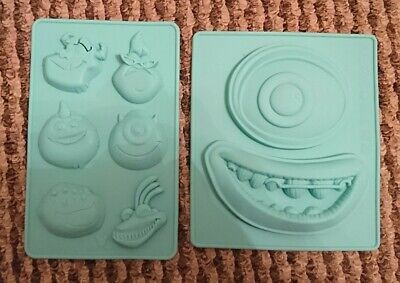 Disney Cakes And Sweets Monsters Inc. Decorations  • 4£