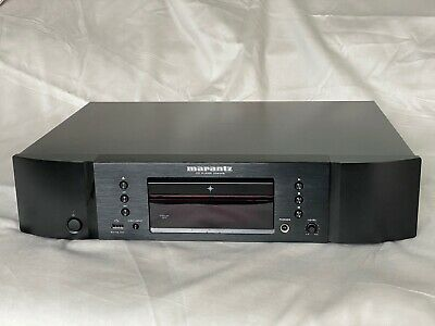 Marantz CD6006 CD Player (Black): Excellent Condition With Remote • 197£