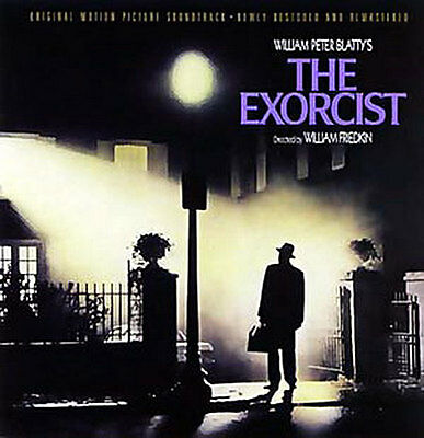 The Exorcist - Unused Lalo Schifrin Score And Other Cues  OOP CD • 34.99£