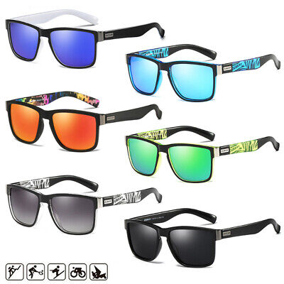 AU7.95 • Buy For DUBERY Mens Polarized Sunglasses Outdoor Sport Cycling