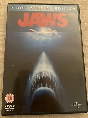 Jaws 2 Disc Special Edition DVD • 0.99£