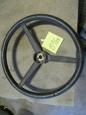 $59 • Buy Used Thick Steering Wheel, Light Damage, For HMMWV M998