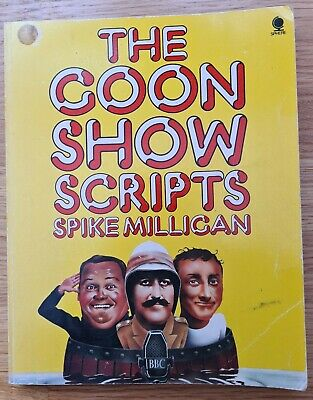 The Goon Show Scripts, Paperback Book - Spike Milligan - Sphere Books 1973 • 3.99£