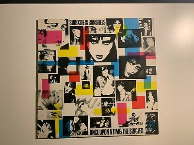 Siouxsie And The Banshees - Once Upon A Time/The Singles - 12  Vinyl Record • 4.89£